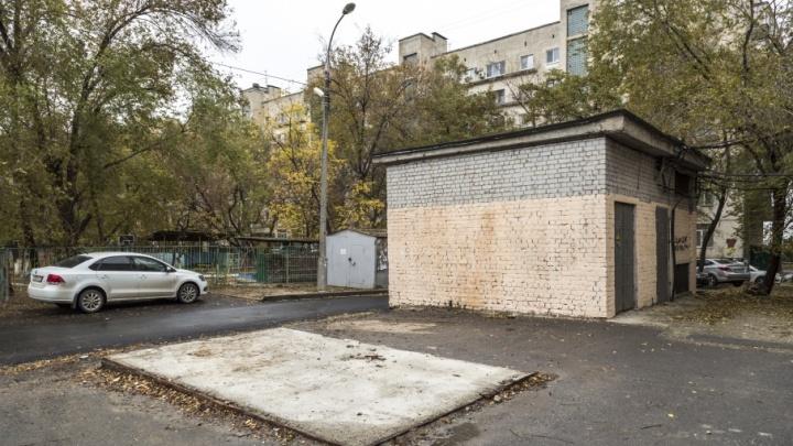 В Краснооктябрьском районе Волгограда до конца года снесут последние 50 ларьков