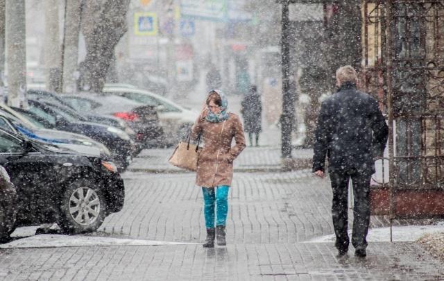 Холода в Челябинске задержатся до конца недели