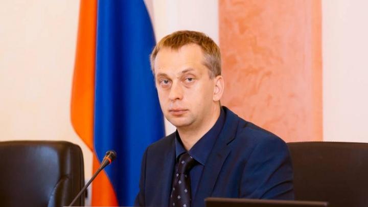 Суд отправил под арест депутата Павла Дыбина