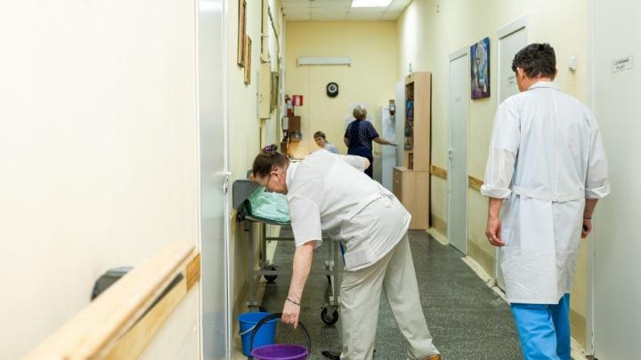 Бороться с госпитальной инфекцией в России будут в рамках специального проекта