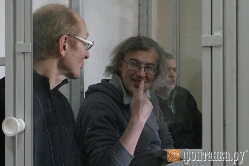 Игорь Гришин и Алексей Сыромятников
