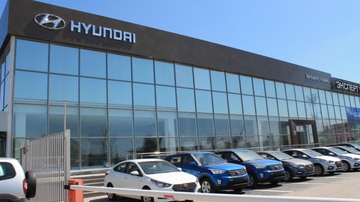 В Самаре появится автосалон с широким ассортиментом флагманов Hyundai