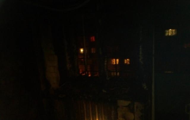 Квартиросъемщик спалил жилье в Ярославле