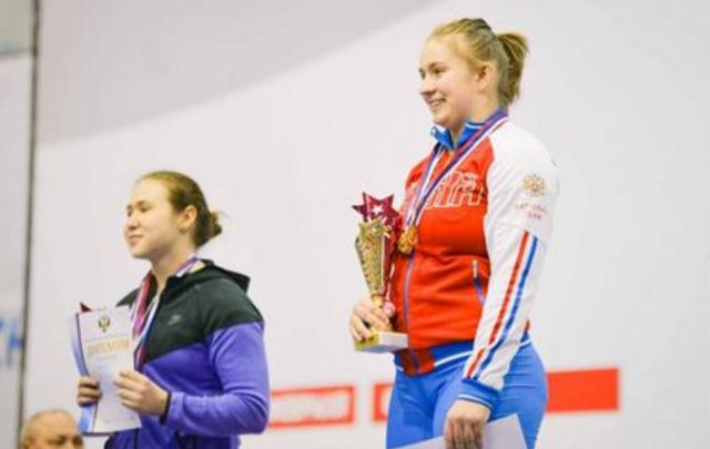 Спортсменка из Новочеркасска выиграла первенство России по тяжелой атлетике