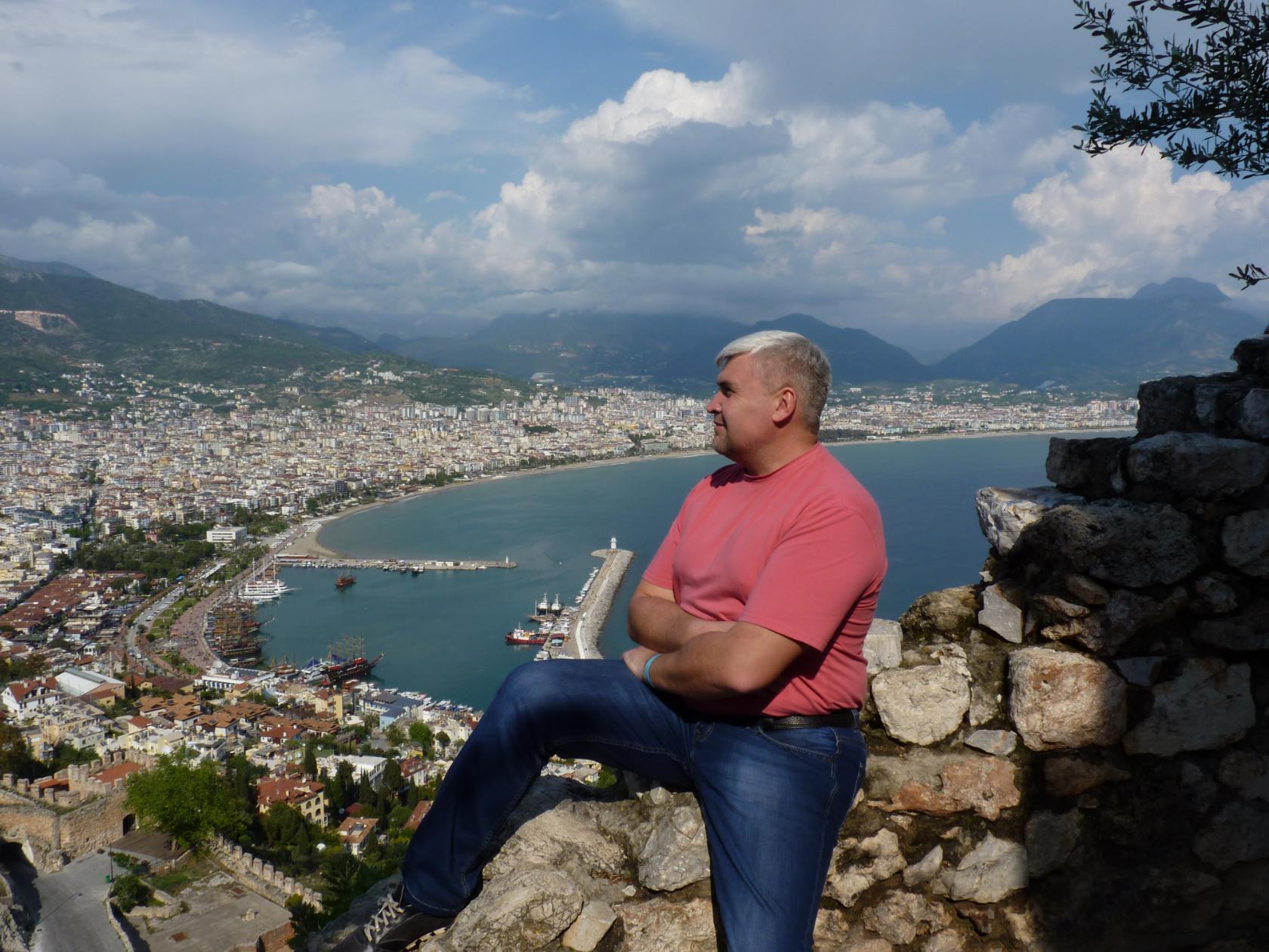 На этот раз Михаил Гранкин не долетел до греческого курорта