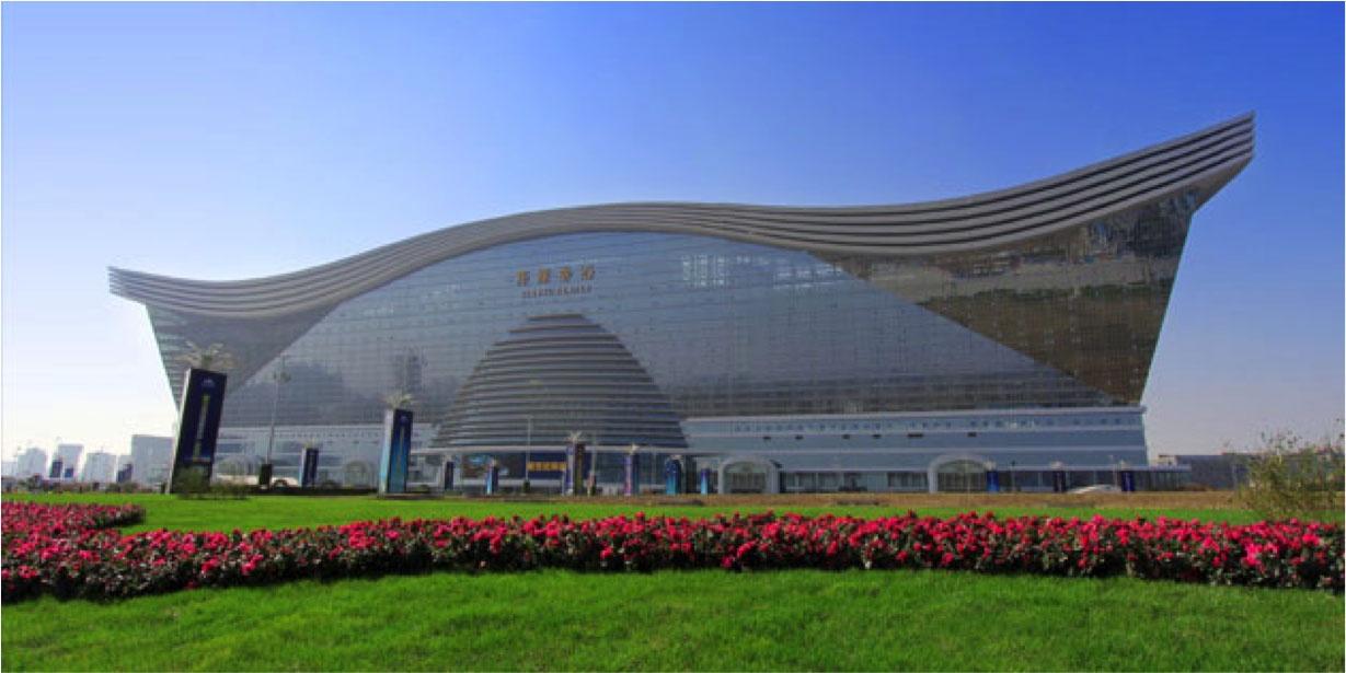 Челябинский аквапарк разместится на 12 гектарах