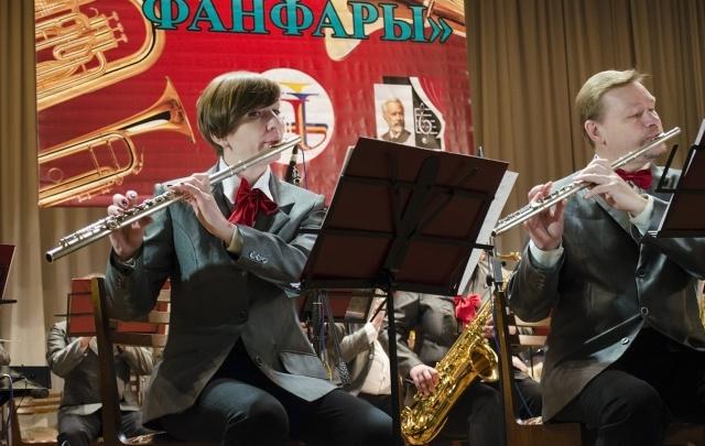 «Эмоции переполняют»: духовые оркестры со всей страны собрались в Челябинске