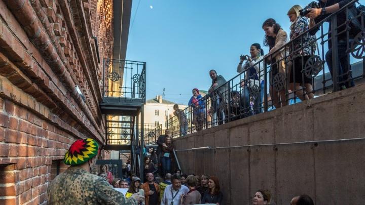 В Волгограде открылся «Театр в Лéднике» для свободного творчества