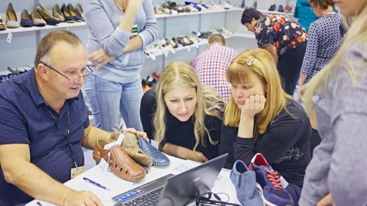 На выставке «СибШуз/ШузСтар» специалистам представят коллекции обуви осень-зима 2018–2019