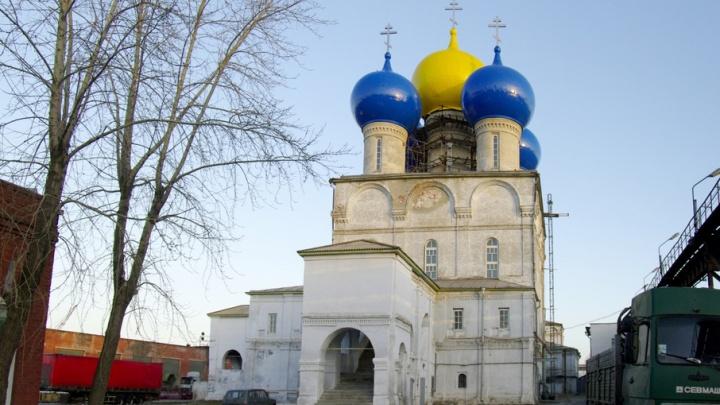 Дела церковные: «Севмаш» и Архангельская епархия не поделили Никольский собор