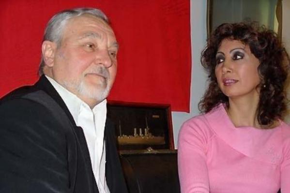 Память Владилена Левшина мечтает увековечить его супруга