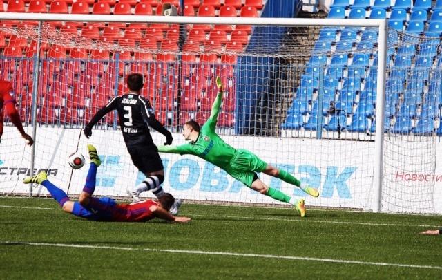 ФК «Тюмень» прервал беспроигрышную серию матчей