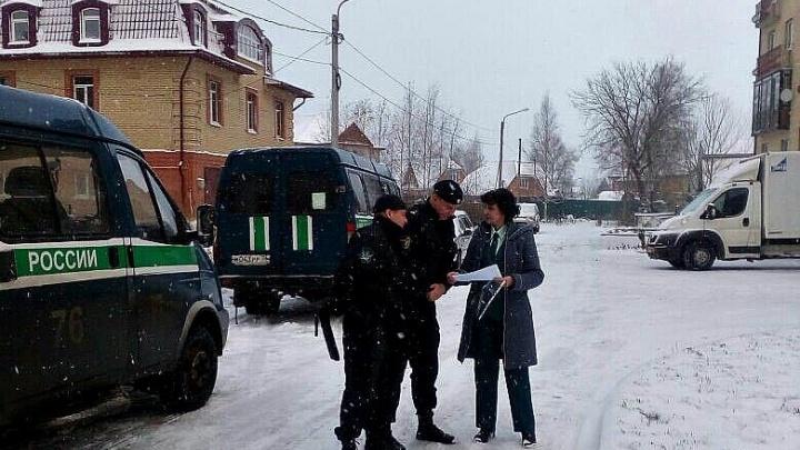 В Ярославской области семью пришлось с судами переселять в новое жилье
