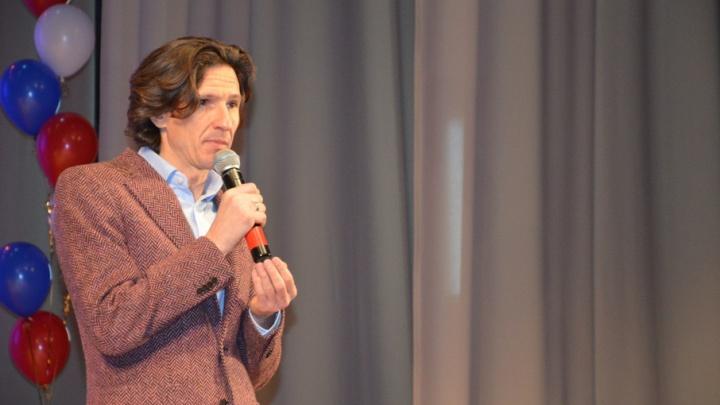 Алексей Смертин приедет на фестиваль футбола в Северодвинск