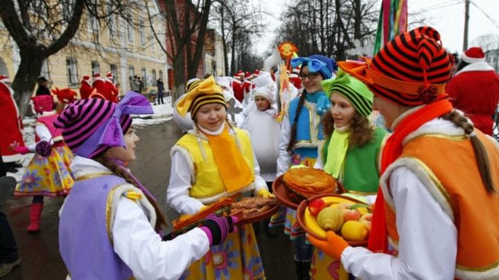 В Ярославле на Масленицу устроят фестиваль уличной еды