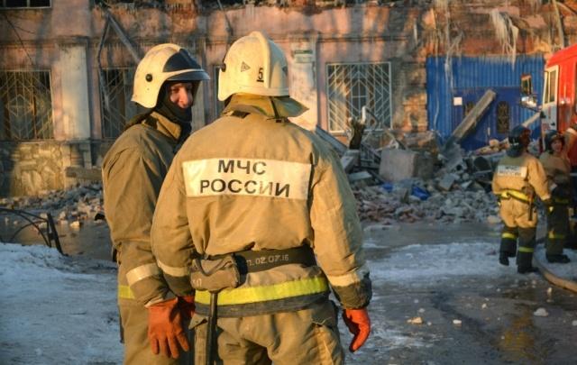 В Красновишерске на пожаре погибла 35-летняя женщина