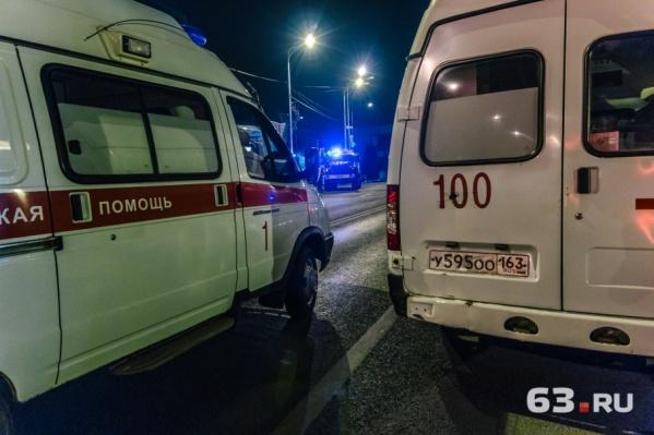 На станциях скорой помощи работают уже 358 машин