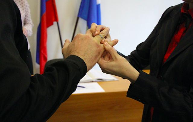 В ярославской колонии случился «свадебный бум»