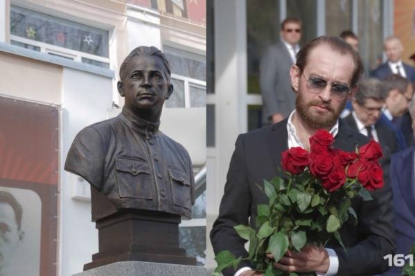 В честь подвига советского офицера он даже снял фильм «Собибор»