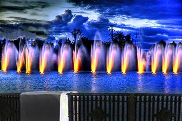 «Летучий  корабль» под мостом и фонтан в Дону предложили сделать ростовчане