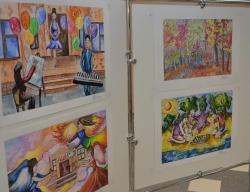 В Волгодонске наградили победителей конкурса «Рисуют дети атомграда»
