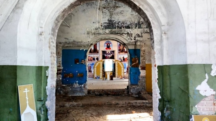 Кино на костях, пионеры против фресок: что помнит и как сегодня живет село Вознесенье