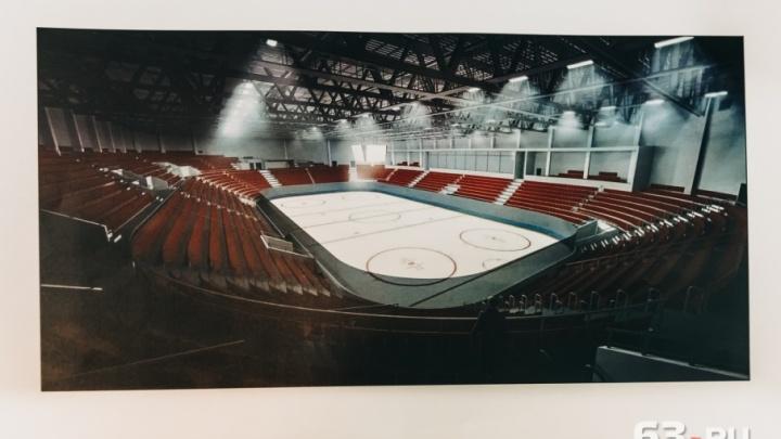 Власти дали добро на строительство нового дворца спорта в Самаре