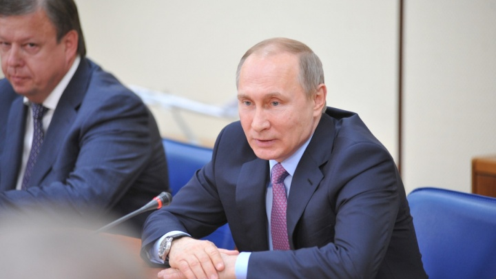 Владимир Путин из Ярославля проведет открытый урок для миллиона учеников