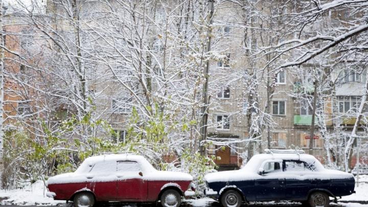 «Рекордные осадки и гололедица»: синоптики рассказали, когда Ярославль завалит снегом
