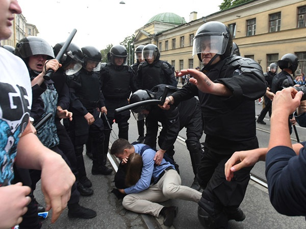 """Андрей Бессонов/""""Фонтанка.ру"""""""