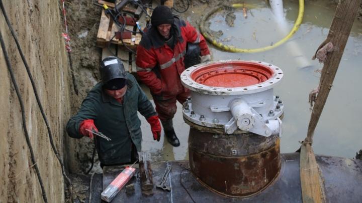 Дзержинский район Волгограда почти на двое суток останется без холодной воды