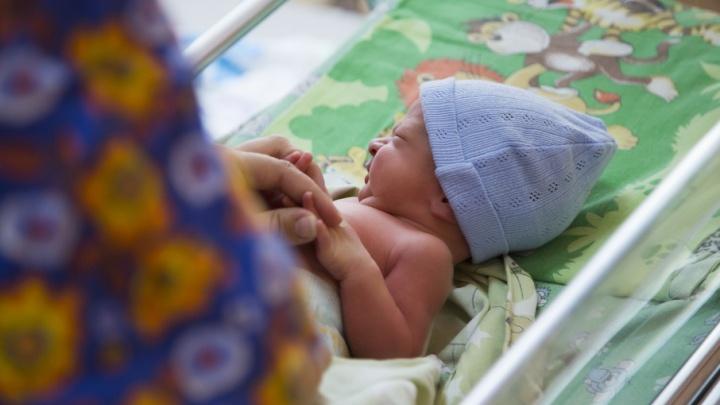 «Это чудо мы ждали 20 лет»: в челябинском перинатальном центре появился на свет первый ЭКО-ребёнок