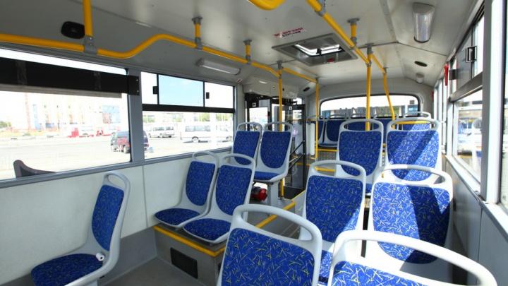 На маршруте в Ленинском районе стало вдвое меньше автобусов