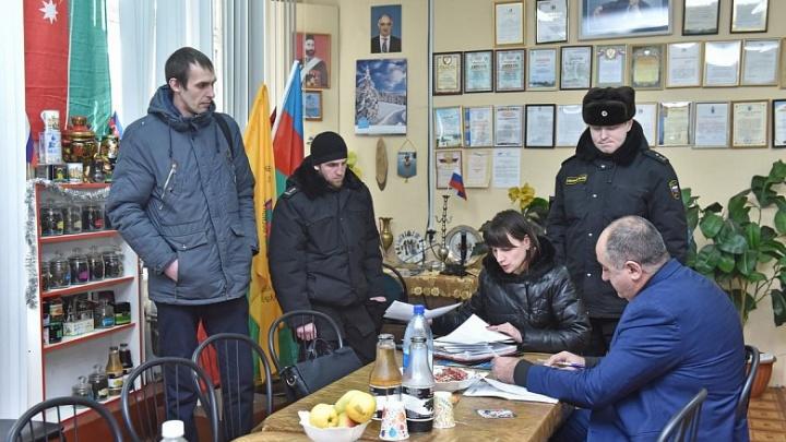 В Ярославле арестовали офис азербайджанской организации