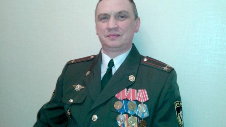 Сергей Шереметьев стал начальником управления по гражданской безопасности АЦБК