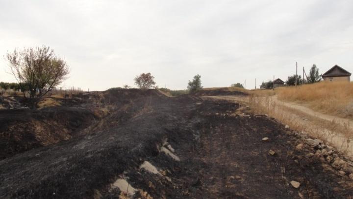 Семьи погибших от пожаров в Волгоградской области получили по миллиону рублей