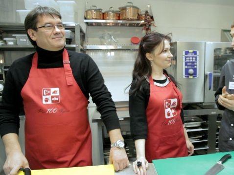 «Преображение»: веселый мастер-класс на кухне