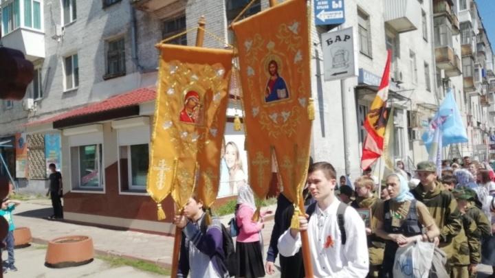 Прошли 14 км: в Самаре состоялся детский крестный ход