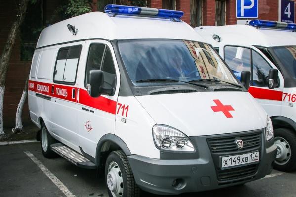 До конца года в  автопарке челябинской службы скорой помощи должны обновить 34 автомобиля