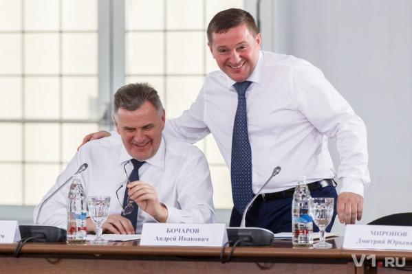 Андрей Бочаров заявил, что построит мини-ГРЭС для наполнения Волго-Ахтубинской поймы