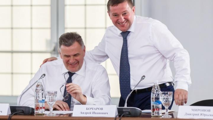 Андрей Бочаров похвалился прекращением слива канализации в Волгу
