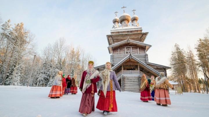 Архангельская область: количество туристов в новогодние праздники выросло почти в половину