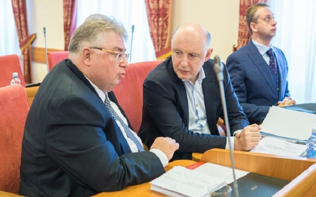 175 тысяч в день: депутаты облдумы опубликовали декларации о доходах