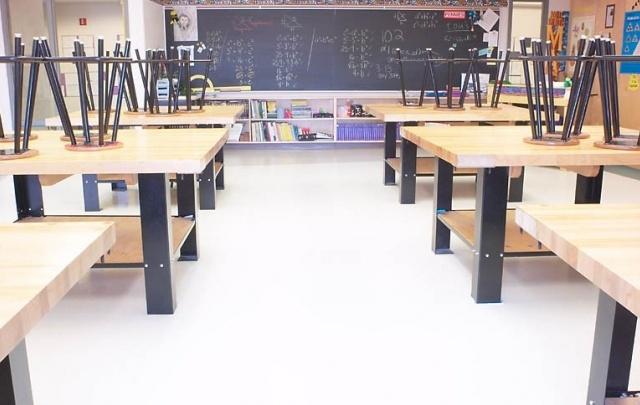 Три тюменские школы и два детских сада ждет капремонт