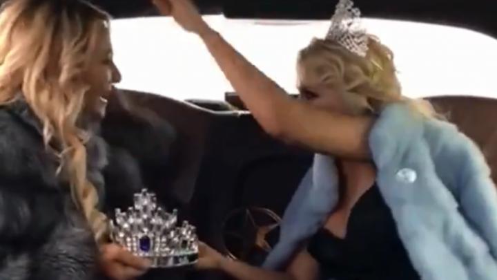 Две участницы «Миссис Ярославль» не поделили корону