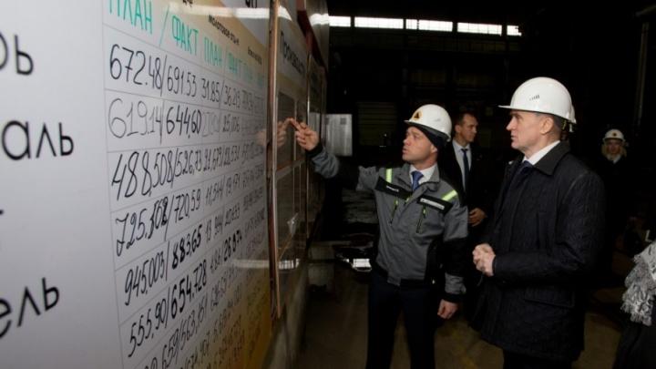 От абразивного завода до теплиц: в Верхнем Уфалее откроют новые производства