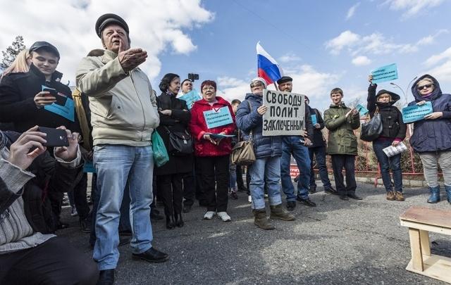 Неделя протестов: волгоградцы проявляют недовольство и заявляют о своих правах