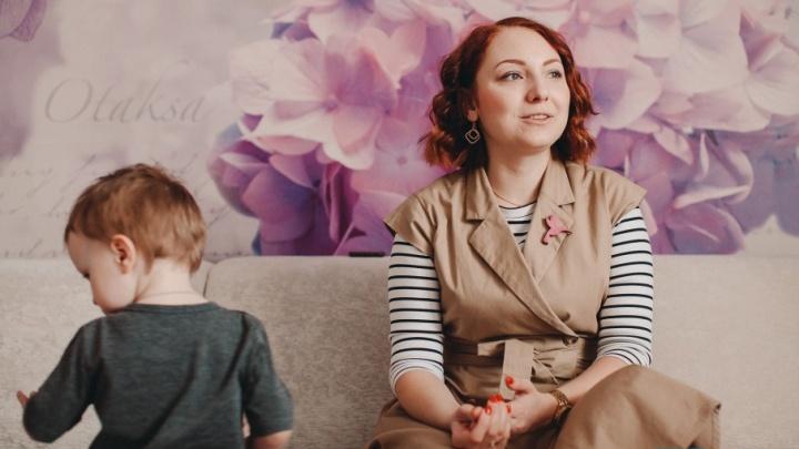 Бизнес в декрете: история молодой мамы, которая стала продюсером актрисы тюменского драмтеатра
