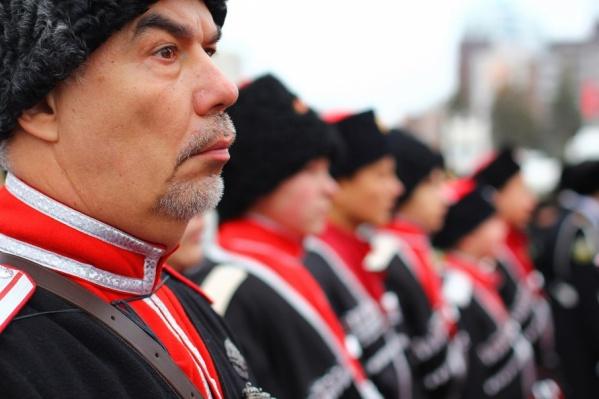 На работу казаков в областном бюджете заложили 1,1 млн рублей