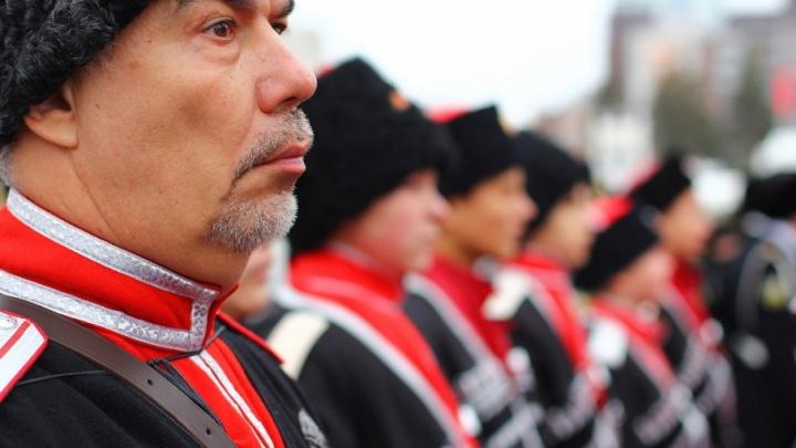 За час охраны «Самара Арены» казакам планируют платить по 120 рублей